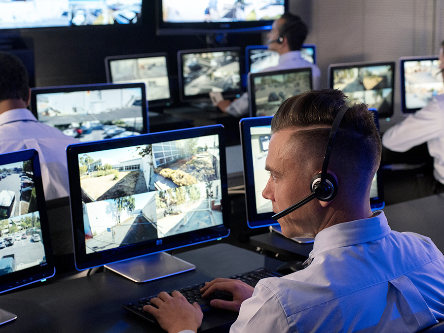 Remote Security Guards Company for Burbank, CA
