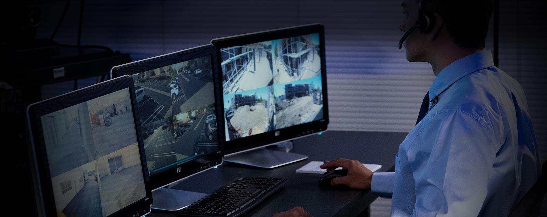 Sunland, CA Virtual Security Guard Services