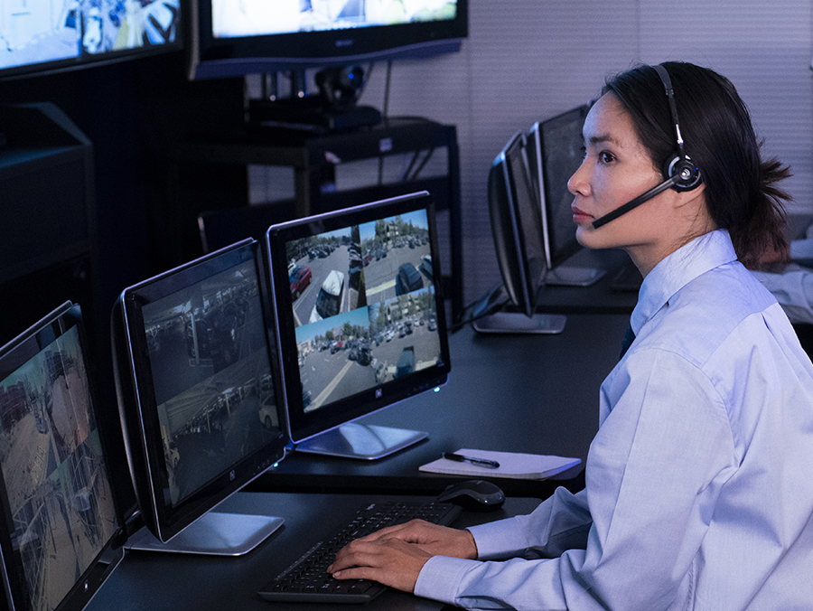 Mission Hills, CA 24/7 Video Surveillance Monitoring
