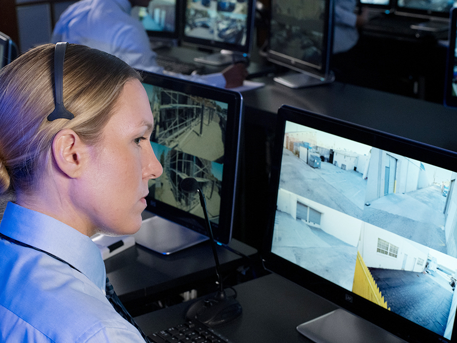 Virtual Security Guards for Porter Ranch, CA